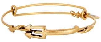 Alex and Ani Trident Wrap Expandable Wire Bracelet