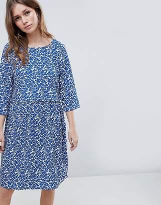 Ichi Noise Print Dress