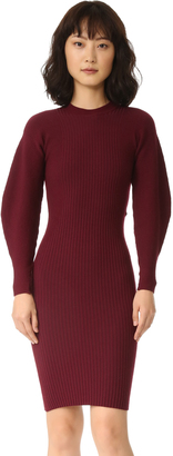 Mugler Knit Dress $1,315 thestylecure.com
