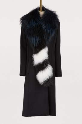 Off-White Off White Wool coat
