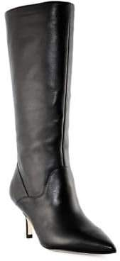 Marc Fisher Leather Point Toe Tall Boots
