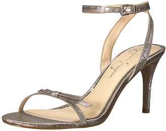 Jessica Simpson Women's PURELLA Heeled Sandal 9.5 Medium US