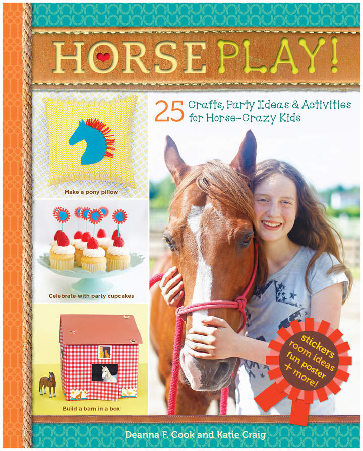 Workman Publishing Horse Play!