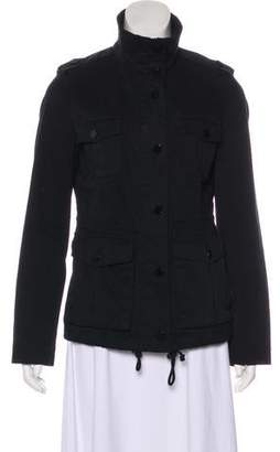 Tory Burch Casual Zip-Up Jacket