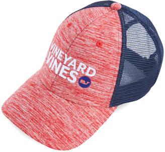 Vineyard Vines Boys Performance Space Dyed Trucker Hat