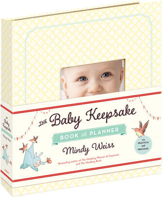 Keepsake Workman Publishing The Baby Book & Planner By Mindy Weiss