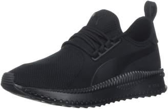 Puma Unisex-Kids Tsugi Apex Sneaker, Black White