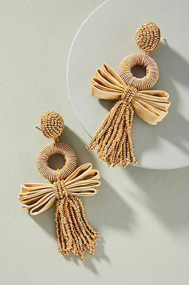 Suzanna Dai Beijing Drop Earrings