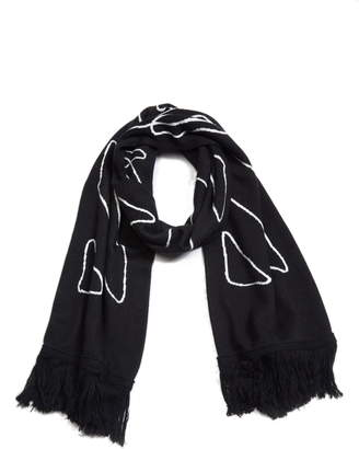 1b5961770f985 Off-White Men's Scarves - ShopStyle