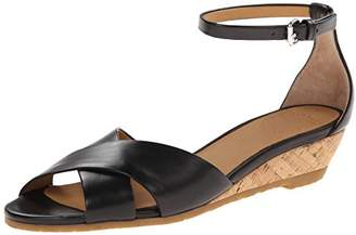 Marc by Marc Jacobs Women's Cross Front Wedge Sandal