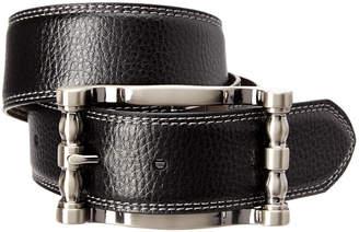 Robert Graham Cedar Leather Belt