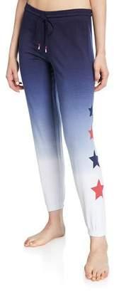 PJ Salvage USA Love Ombre Jogger Pants