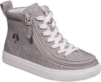 BILLY Footwear Zip Around High Top Sneaker