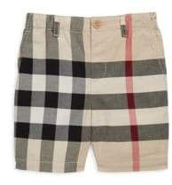 Burberry Baby's& Toddler's Sean Cotton Shorts