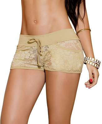 Am.pm. Mapalé By Am:Pm Mapale by AM:PM Women's Sexy Lace Shorts