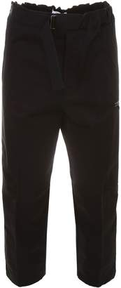 Oamc Cropped Trousers