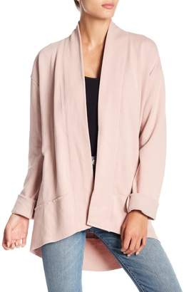 Susina Open Front Knit Cardigan (Regular and Petite)