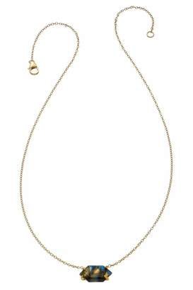 Heather Hawkins Oblong Hexagon Necklace