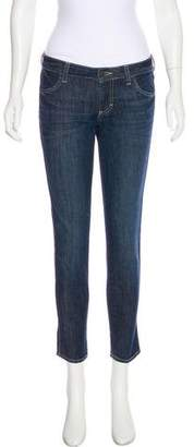 Siwy Low-Rise Cropped Jeans