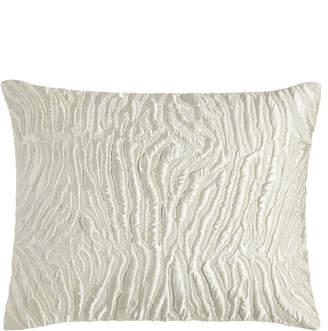 """Donna Karan Home Opal Essence Embroidered Pillow, 16"""" x 20"""""""
