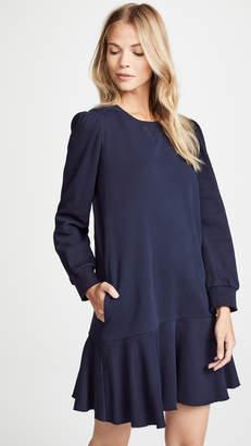 Rebecca Taylor Fleece Dress