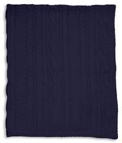 Ralph Lauren Baby's Cable-Knit Blanket
