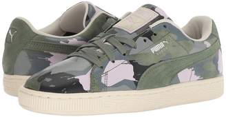 Puma Suede Classic Camo Women's Shoes