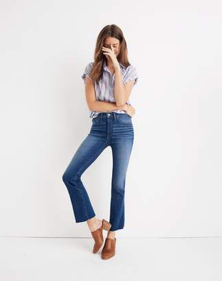 Madewell Cali Demi-Boot Jeans in Marco Wash
