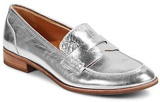 Franco Sarto Jolette Leather Loafers