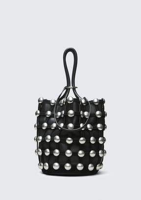 Alexander Wang ROXY CAGE LARGE BUCKET