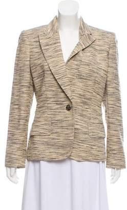 Valentino Wool & Silk Blazer
