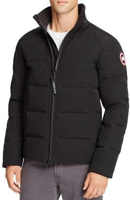 Canada Goose Woolford Down Jacket $695 thestylecure.com