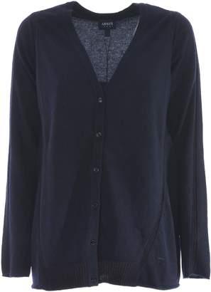 Armani Jeans Classic Cardigan