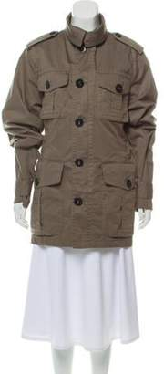 Burberry Lightweight Military Jacket Lightweight Military Jacket