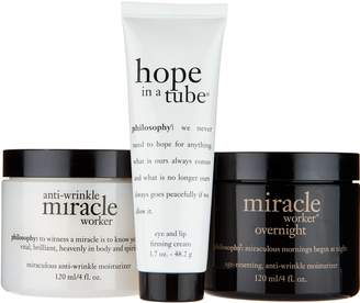 philosophy supersize miracle worker & hope collection