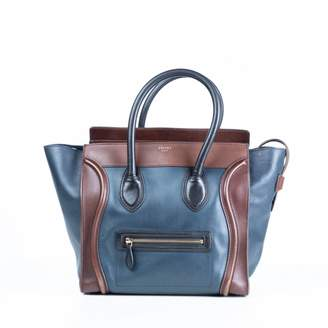 Celine Luggage leather handbag