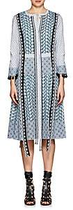 Altuzarra WOMEN'S GRENELLE COTTON PEASANT DRESS