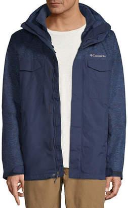 Columbia Timberline Triple Interchange Jacket