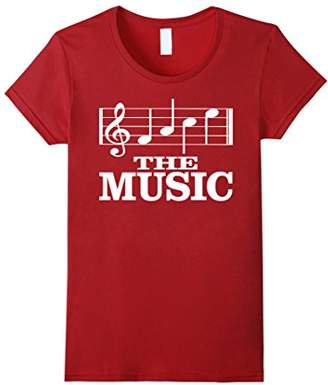 Face The Music Funny T Shirt