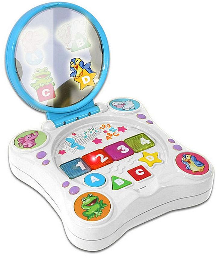 Kidz Delight Baby Toy, Magic Mirror Laptop
