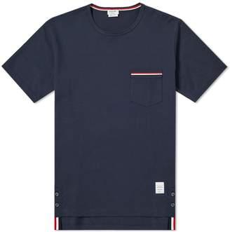 Thom Browne Medium Weight Jersey Pocket Tee