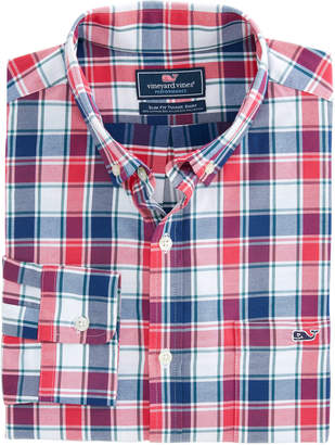 Vineyard Vines Carroll's Way Performance Classic Tucker Shirt