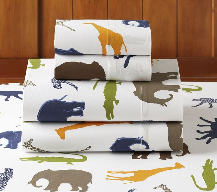 Organic Safari Sheeting