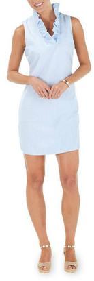 Mud Pie Sailor Seersucker Dress $59.99 thestylecure.com