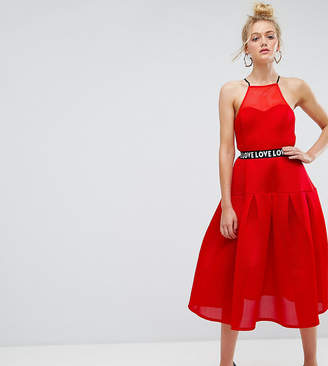 Asos Red Prom Dresses - ShopStyle