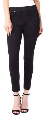 Liverpool Chloe Pull-On Stretch Skinny Ankle Jeans