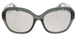Michael Kors Oversize Square Sunglasses