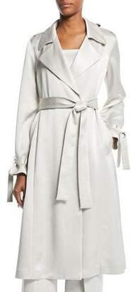 Alexis Jocasta Belted Trench Coat
