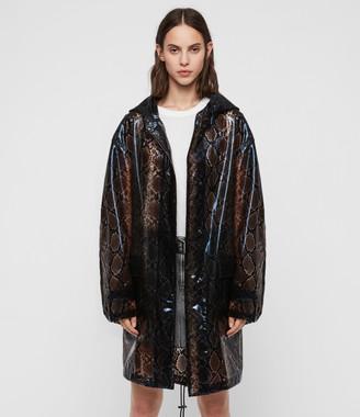 AllSaints Asta Parka Coat