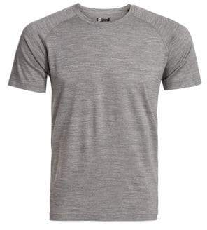 Ermenegildo Zegna Techmerino Panel T-Shirt